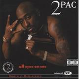 Cd Dvd 2pac Tupac Shakur All Eyez On Me Lacrado [importado]